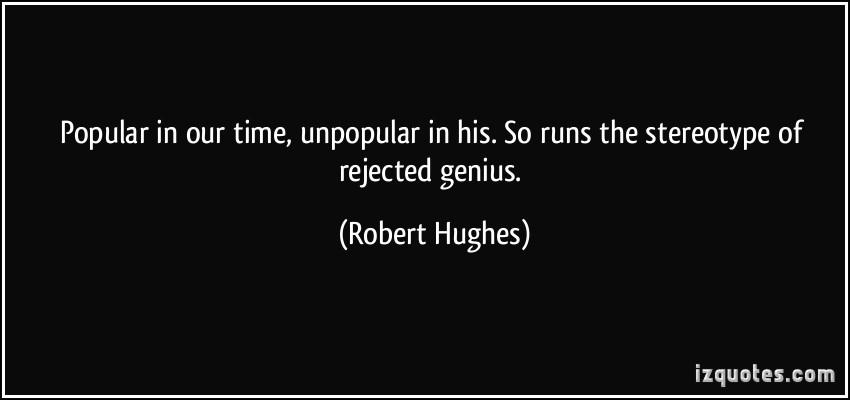 Unpopular quote #6