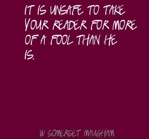 Unsafe quote #2