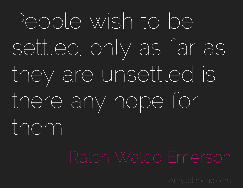 Unsettled quote #1