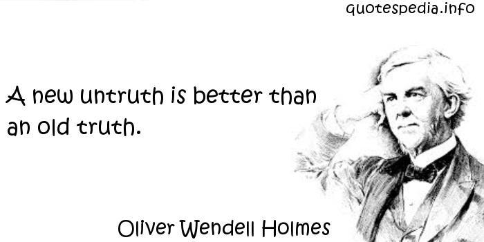 Untruth quote #1