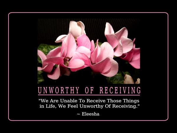Unworthy quote #2