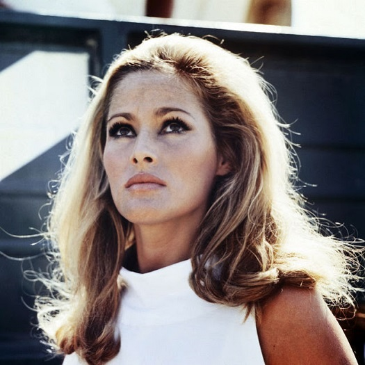 Ursula Andress's quote #3