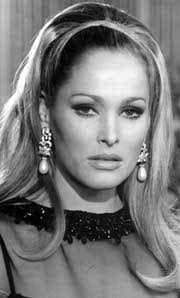 Ursula Andress's quote #5