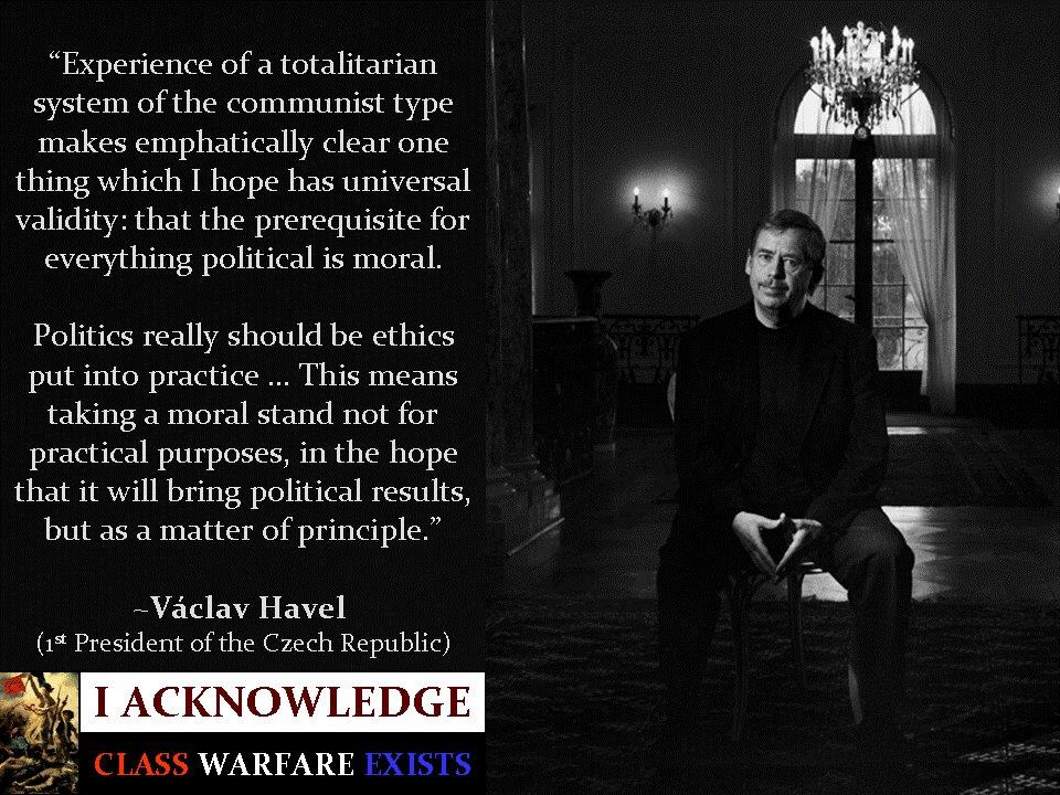 Vaclav Havel's quote #3