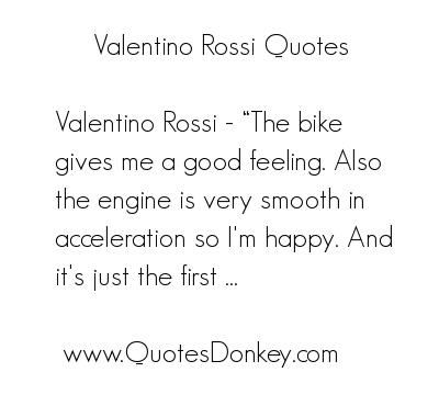 Valentino Rossi's quote #2