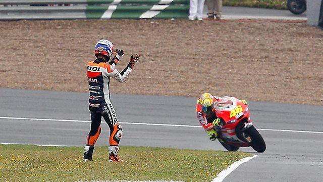Valentino Rossi's quote #4