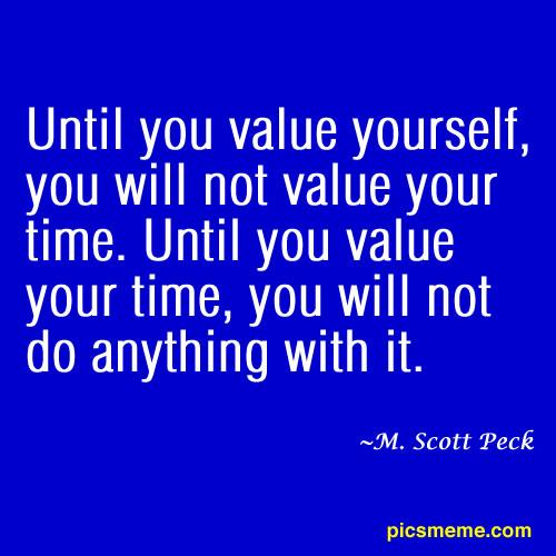 Value quote #1