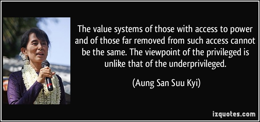 Value Systems quote #1