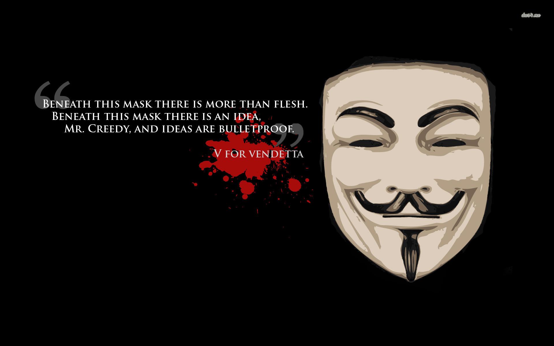 Vendetta quote #1