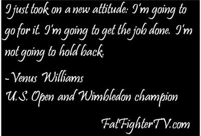 Venus Williams's quote #4