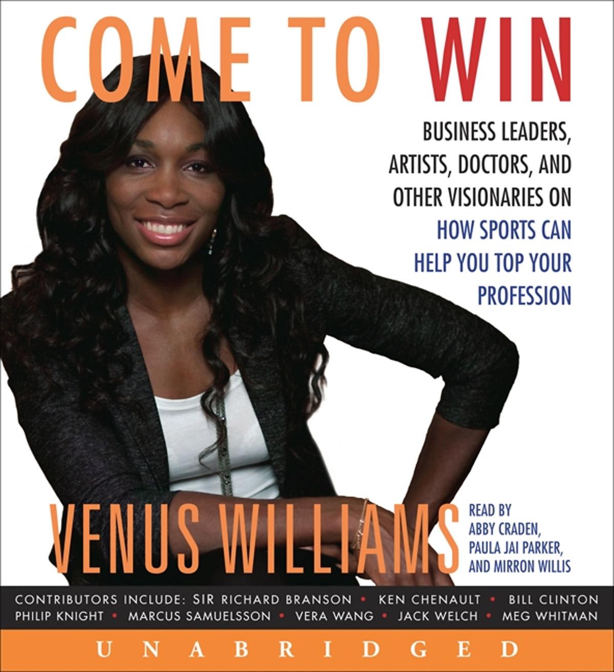 Venus Williams's quote #5