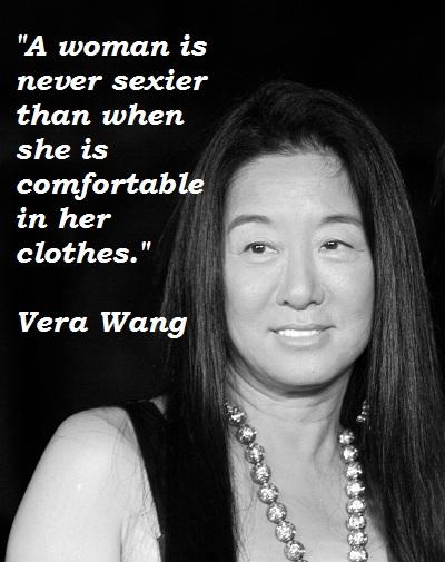 Vera Wang's quote #7