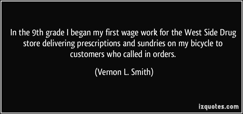 Vernon L. Smith's quote #4