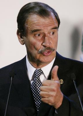 Vicente Fox's quote #8