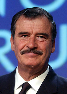 Vicente Fox's quote #3