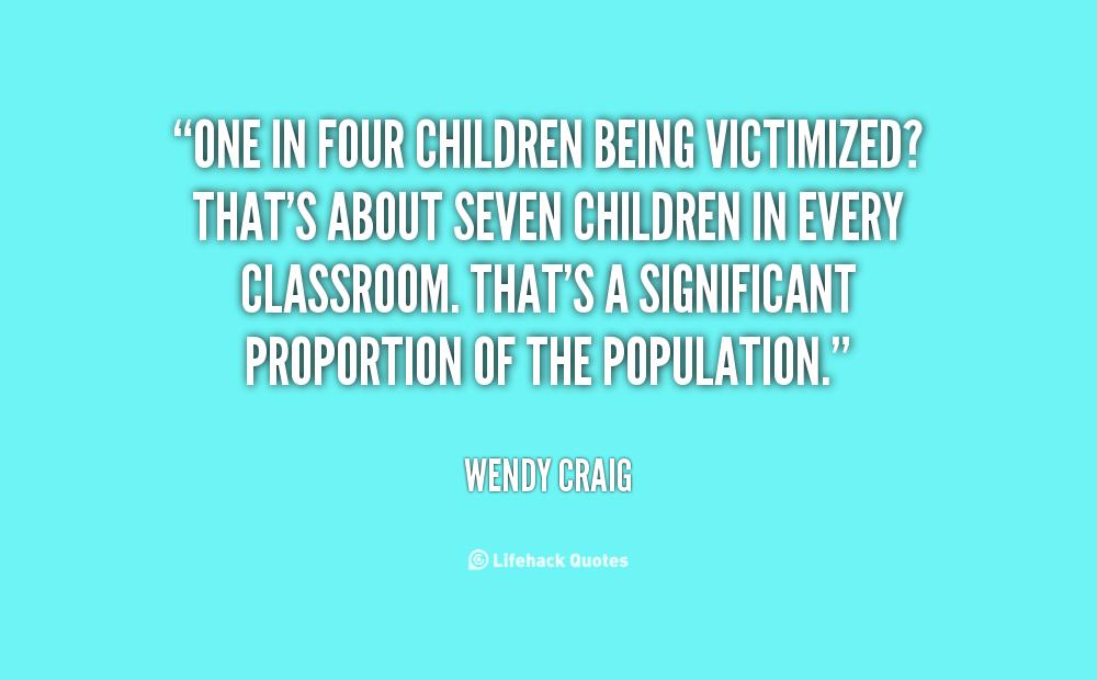 Victimized quote #1