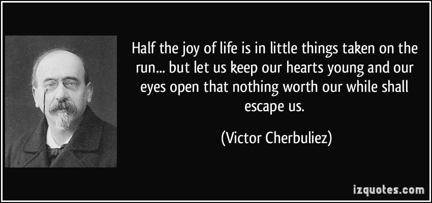 Victor Cherbuliez's quote #1
