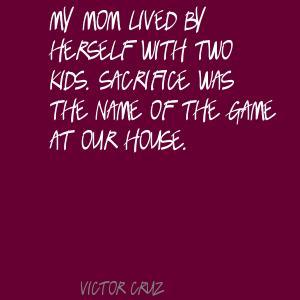 Victor Cruz's quote #5