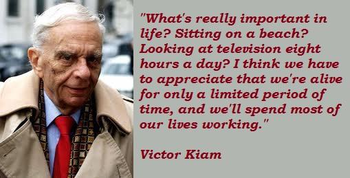 Victor Kiam's quote #2