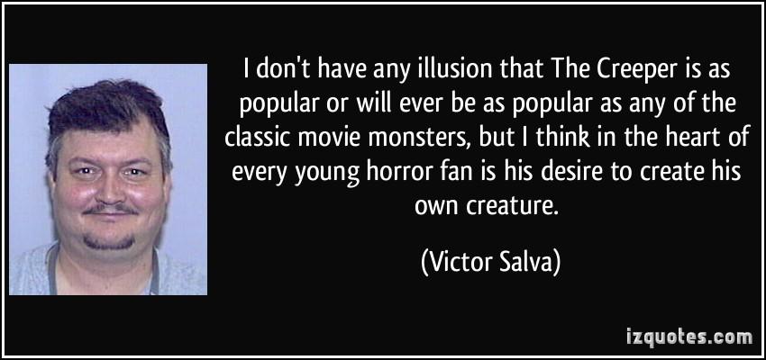 Victor Salva's quote #1