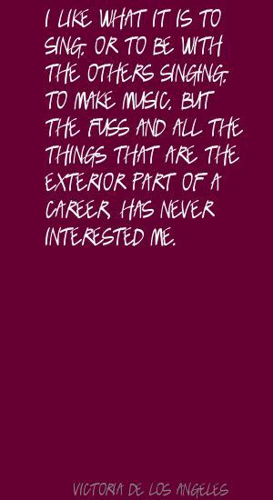 Victoria de los Angeles's quote #1