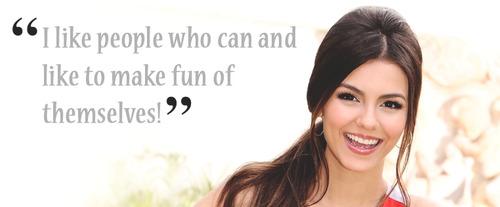 Victoria Justice's quote #3