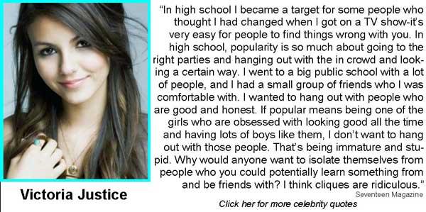 Victoria Justice's quote #4