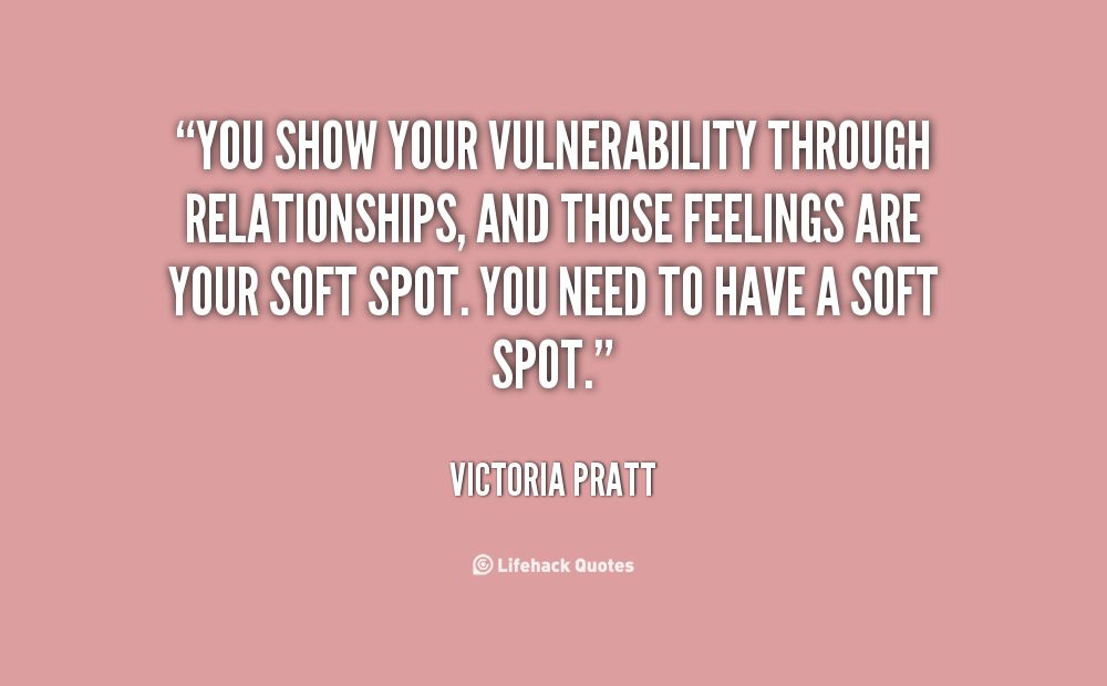 Victoria Pratt's quote #6