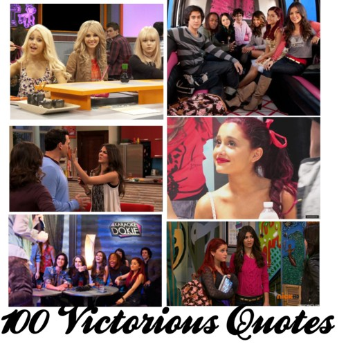 Victorious quote #1