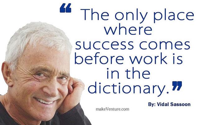 Vidal Sassoon's quote #7