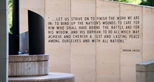 Vietnam Veterans quote #2