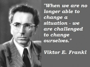 Viktor E. Frankl's quote #4