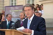 Viktor Yushchenko's quote #2