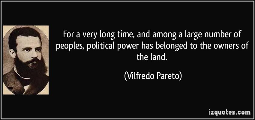 Vilfredo Pareto's quote #1
