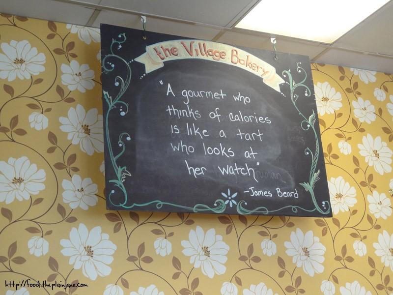 Village quote #1