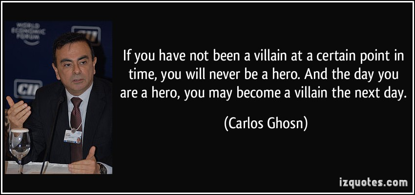 Villain quote #4