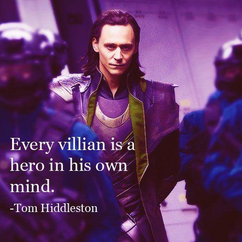 Villains quote #5