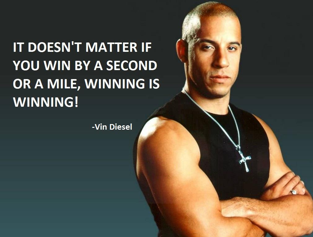 Vin Diesel's quote #4