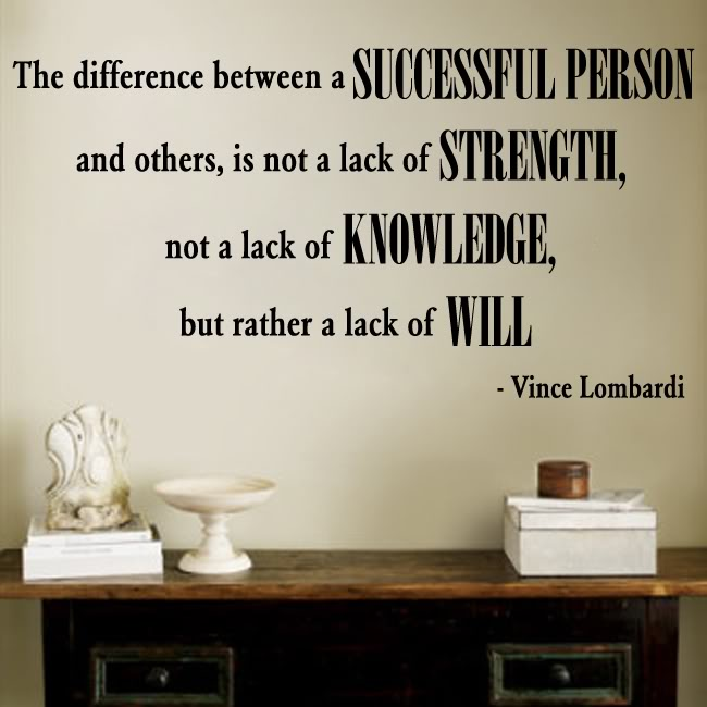 Vince Lombardi's quote #2