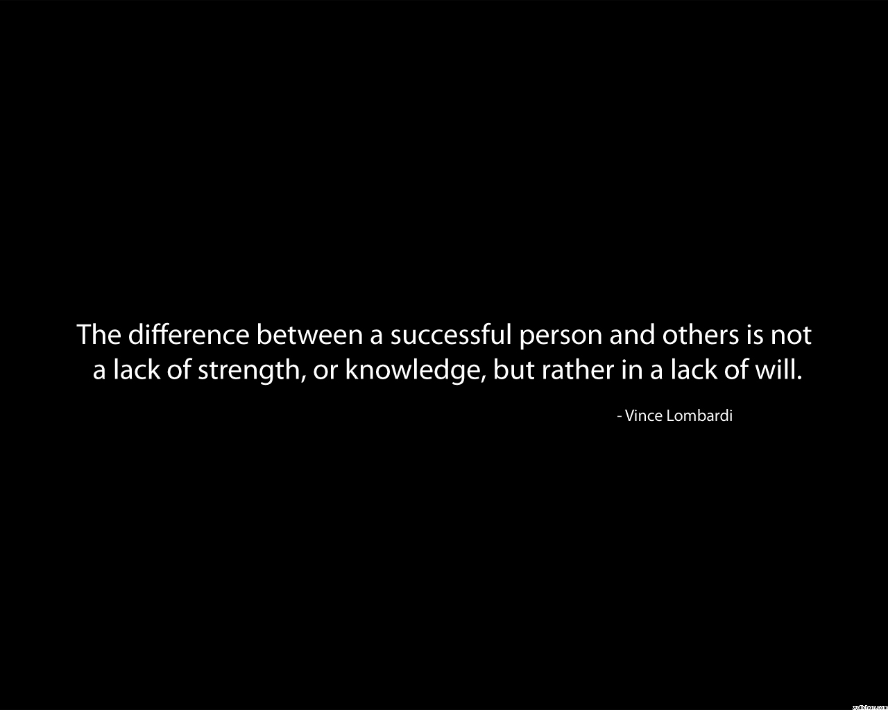 Vince Lombardi's quote #5