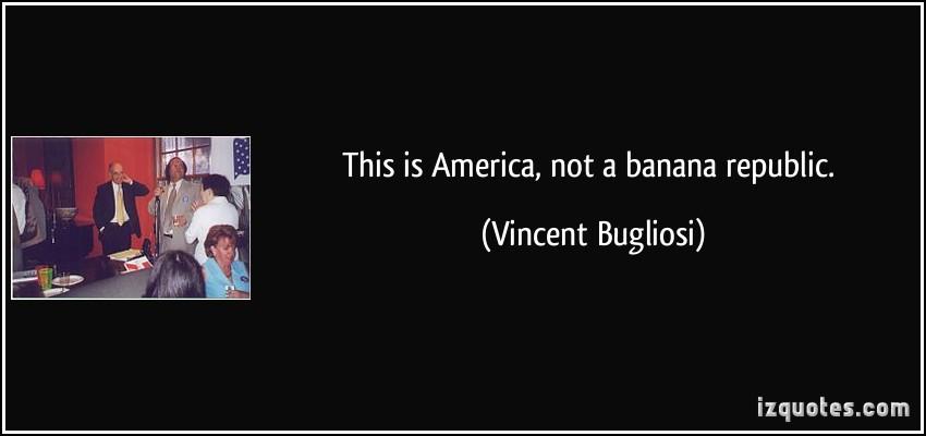Vincent Bugliosi's quote #2
