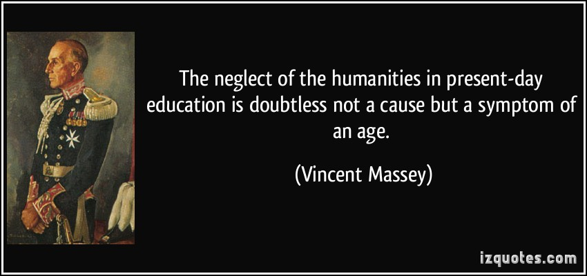 Vincent Massey's quote