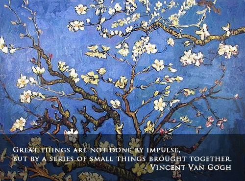 Vincent Van Gogh's quote #6