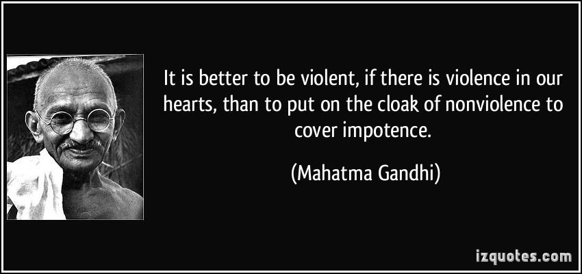 Violent quote #5