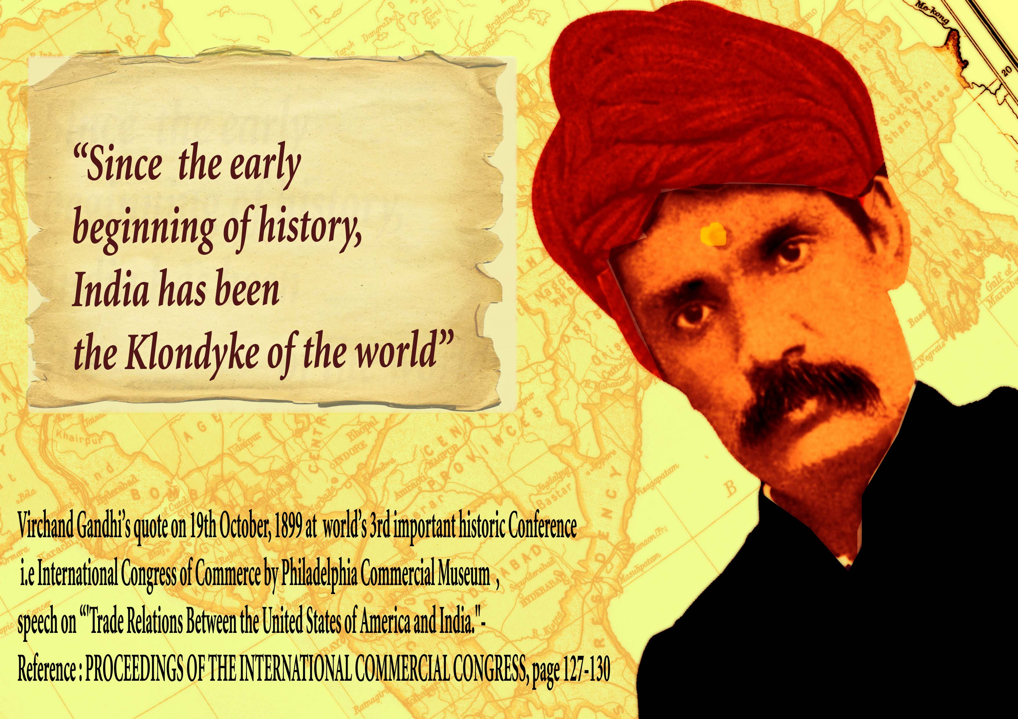 Virchand Gandhi's quote #4