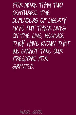 Virgil Goode's quote #5