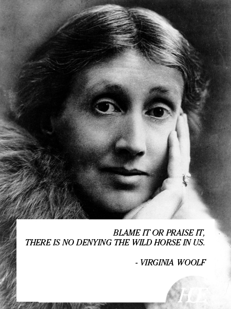Virginia Woolf quote #1