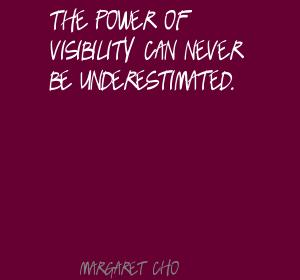 Visibility quote #1