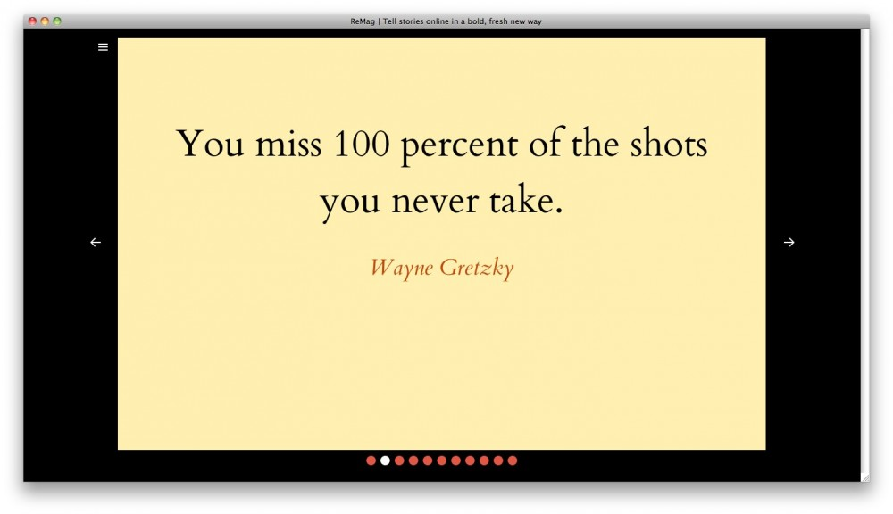 Visual Storytelling quote #2