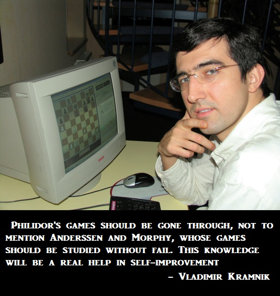 Vladimir Kramnik's quote #5